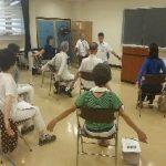 杉並区 訪問マッサージ 東京在宅サービスの研修会活動/ ケア24梅里