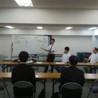 訪問マッサージ東京在宅サービスでの会社説明会