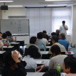 東京在宅サービス研修会/日本セラピューティック協会にて温罨法タッチケアの講義をしました