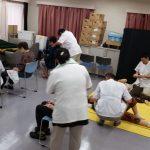 訪問マッサージ東京在宅サービスのボランティア@中野共立健康まつり