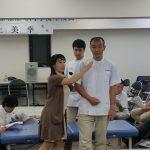 訪問マッサージ東京在宅サービス/脳卒中リハビリ講習会/姿勢制御5
