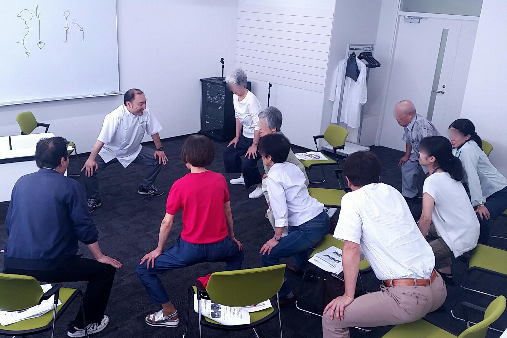杉並区 訪問マッサージ 東京在宅サービスの研修会活動/あんしん未来支援事業