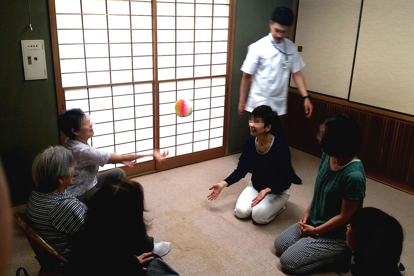 中野区 訪問マッサージ 東京在宅サービスの研修会活動/弥生カフェ