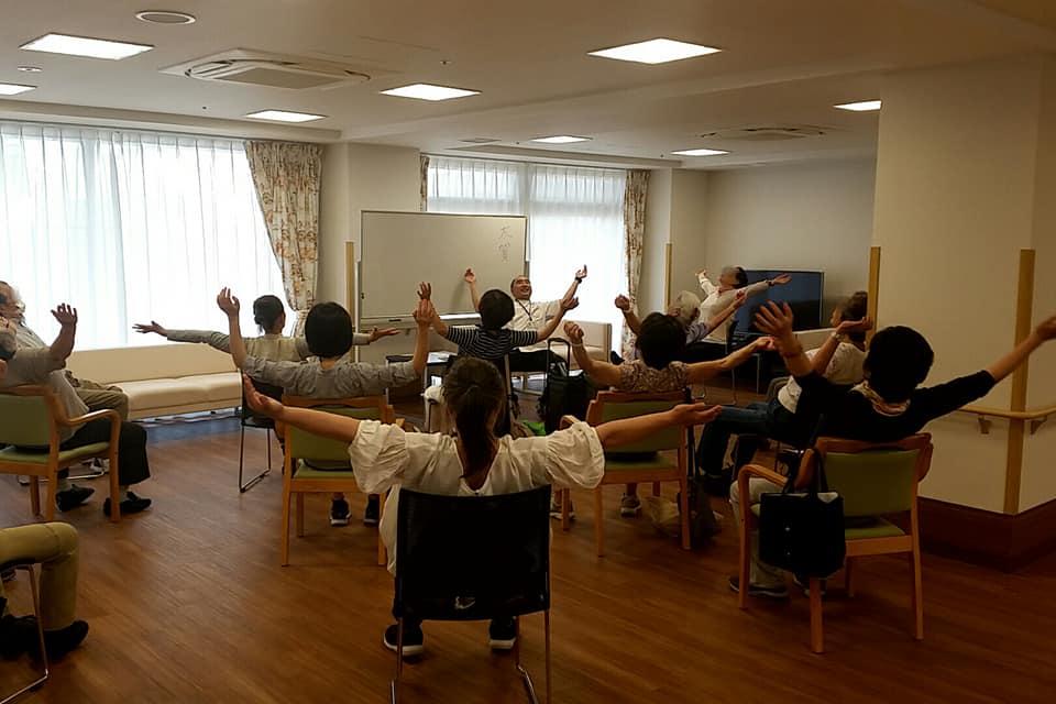 杉並区 訪問マッサージ 東京在宅サービスの研修会活動/ケア24永福