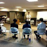 訪問マッサージ東京在宅サービスの外部講習活動 腰痛予防のセルフケア@マイルドハート高円寺_1