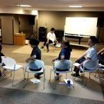 訪問マッサージ東京在宅サービスの外部講習活動 腰痛予防のセルフケア@マイルドハート高円寺_2