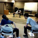 訪問マッサージ東京在宅サービスの外部講習活動 腰痛予防のセルフケア@マイルドハート高円寺_3