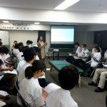 東京在宅サービスの社内勉強会 井上PTによる肩関節周囲炎リハビリテーション_講義1