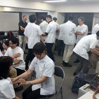 訪問マッサージ東京在宅サービス社内勉強会_歩行訓練2