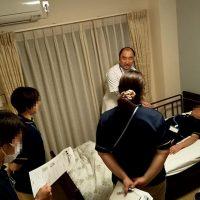 訪問マッサージ東京在宅サービスの外部講習活動 排便力を高めよう@ブランニュー杉並高井戸_2