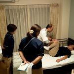 訪問マッサージ東京在宅サービスの外部講習活動 排便力を高めよう@ブランニュー杉並高井戸_3