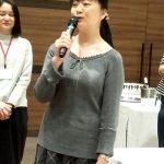 さくらクリニック練馬勉強会_懇親会挨拶_訪問マッサージ東京在宅サービス