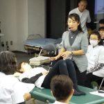 訪問マッサージ勉強会_腰痛の在宅リハビリテーション_樋口美幸先生@東京在宅サービス6