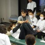 訪問マッサージ勉強会_腰痛の在宅リハビリテーション_樋口美幸先生@東京在宅サービス8