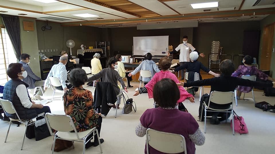 中野区/東京在宅サービスの研修会活動/やよいの園