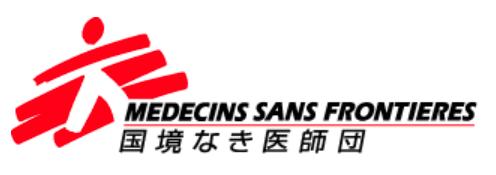 国境なき医師団ロゴ